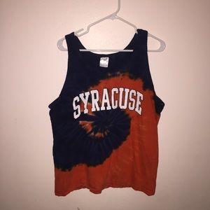 Tops - Syracuse Tie Dye Tank Top